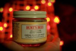 Günlük Süt ve Bal İhtiyacınız Burt's Bees'de!