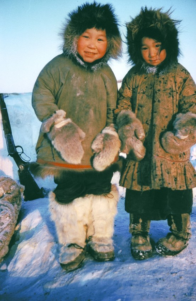 Inuit - Grönland, Kanada, Amerika Birleşik Devletleri ve Rusya