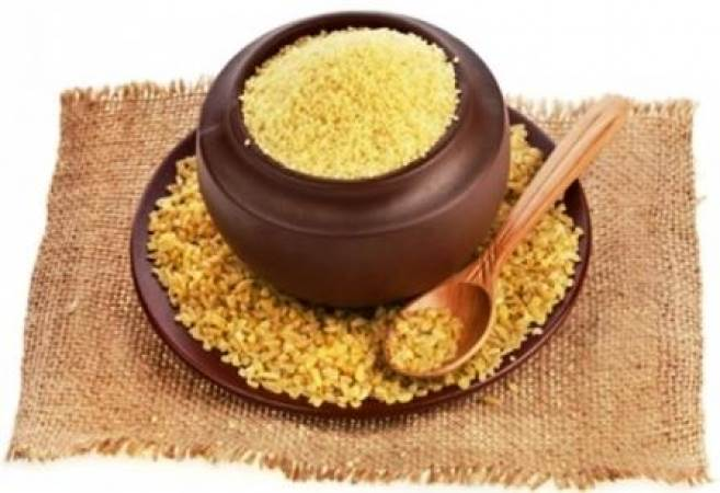 Bulgur: Bulgur kanserden koruyan bir besin. Bulgur özellikle bağırsak kanseri riskini azaltır.