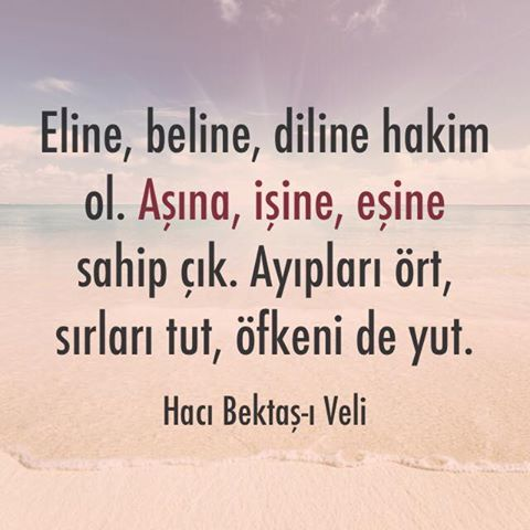 Hacı Bektaş-ı Veli