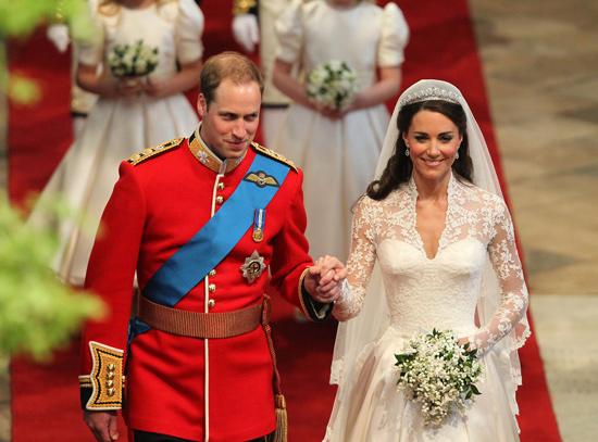 Kate Middleton gelinliği 2