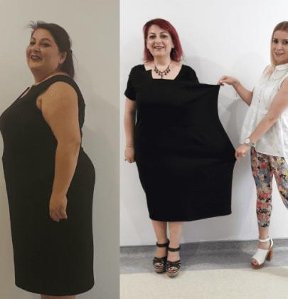 105 kilodan, 52 kiloya düşen Tuğçe Aybek'in hikayesi…