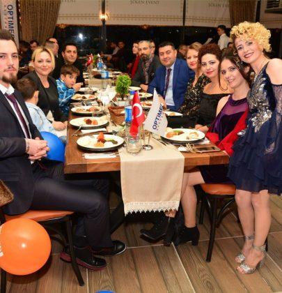 Optimed 2018 Gala Yemeğinde doyasıya eğlendi!