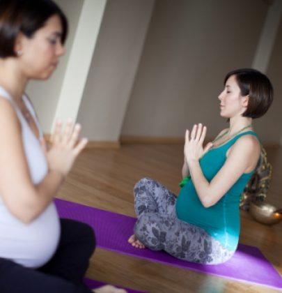 Hamile yogası nedir?