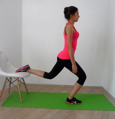 5 adımda düzgün bacaklara sahip olmanın yolu