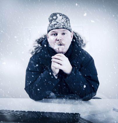Soğuk havalarda işe konsantre olmanın yolları